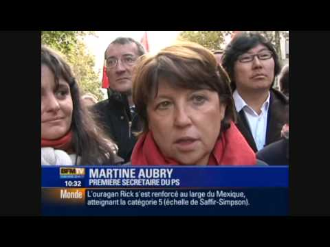 Martine Aubry : Laïque ? féministe ?