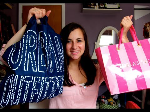 Fall Clothing Haul: Urban Outfitters, TopShop, Brandy Melville and More!