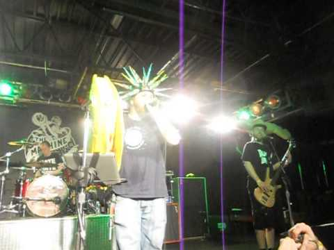 Psychostick- Do You Want a Taco? LIVE @ the Machine Shop 4/19/13