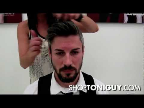 How to Style Men's Hair | Faux Hawk & Clean Combed Look