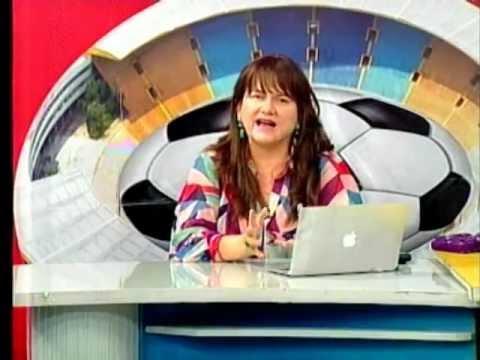 Programa Papo de Bola exibido dia 22 de Outubro de 2012
