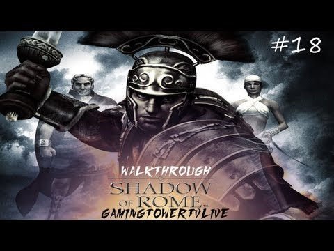 Shadow of Rome [PS2] - Chapter 1 | Gameplay #18