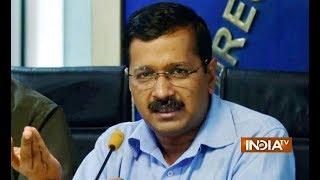 Delhi CM Kejriwal apologises to Congress leader Kapil Sibal and Union Minister Nitin Gadkari - INDIATV