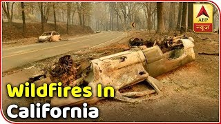 People die, cars melt as wildfire wreaks havoc in California - ABPNEWSTV