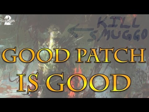 GW2 - Last Stand At Southsun Patch Preview Discussion