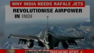 28 swiss accounts on Radar; Holland spooks rafale war & more | 8 Tonight - NEWSXLIVE