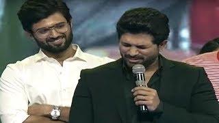 Geetha Govindam Movie Audio Launch | Vijay Devarakonda | Rashmika | TFPC - TFPC