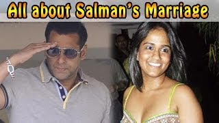 Salman Khan's sister talks about his marriage