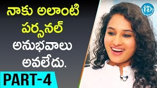 Actress Pooja Ramachandran Interview Part #4 || Talking Movies With iDream - IDREAMMOVIES