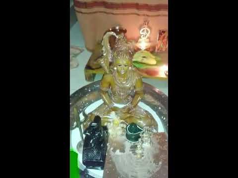 Miracle Lord Shiva eyes blink