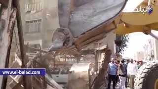 بالفيديو و الصور.. محافظ القاهرة يشدد على رئاسة حي السلام أول ضرورة إزالة أي تعديات