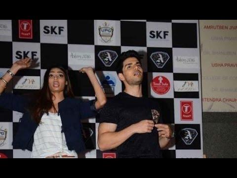 Sooraj And Athiya Performing 'Main Hoon Hero Tera'