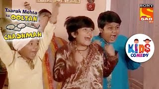 Tapu Sena Can't Keep Calm | Tapu Sena Special | Taarak Mehta Ka Ooltah Chashmah - SABTV