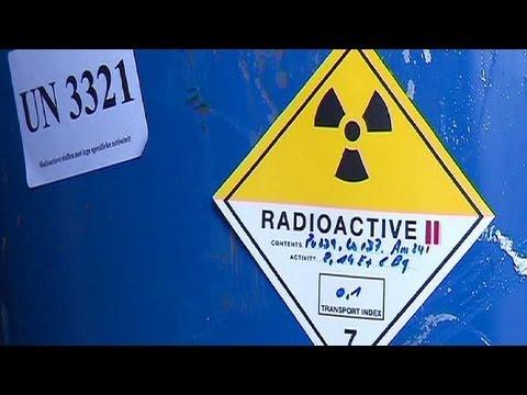 Bélgica: Fuga de material radioativo em armazém