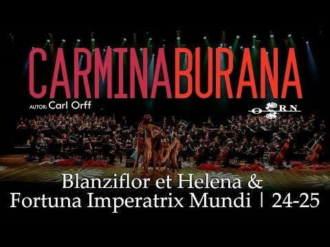 Carmina Burana   Blanziflor et Helena & Fortuna Imperatrix Mundi   24-25