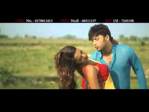 Nepali Film KOLLYWOOD Romantic song love at first