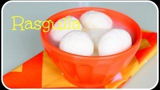 Rasgulla - Perfect Spongy Rasgulla Recipe  Indian Sweet - SRUTHISKITCHEN