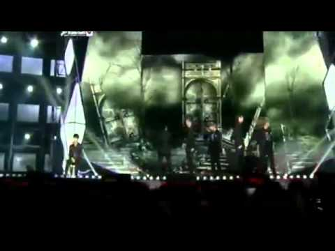 [111229] BEAST - Fiction (Remix.Ver.) [2011 SBS Gayo Daejun]