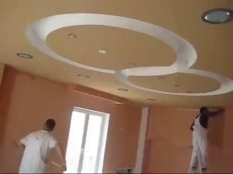 Related video for Gips decor ceiling