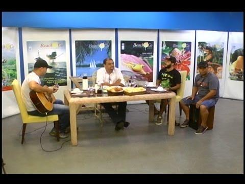TV Costa Norte - Banda TaVaLua participa do Cafe da Manhã