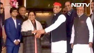 SP-BSP गठबंधन में क्या कांग्रेस को जगह देंगी मायावती? - NDTVINDIA
