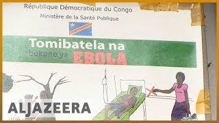 💉Ebola in 🇨🇩 DRC: Aid workers racing to spread awareness | Al Jazeera English - ALJAZEERAENGLISH