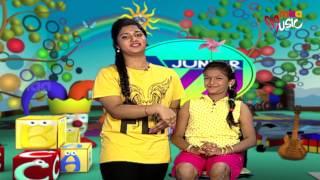 Junior Vj Episode 64 : Sreevalli - MAAMUSIC