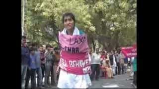 08 March, 2014 - India marks international women's day, holds street play, rally - ANIINDIAFILE