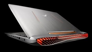 Обзор ноутбука ASUS ROG G752VY: новый геймерский ноутбук ASUS —один из лучших ноутбуков 2016