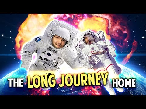 DAS KATASTROPHEN-KOMMANDO 👽 THE LONG JOURNEY HOME #01