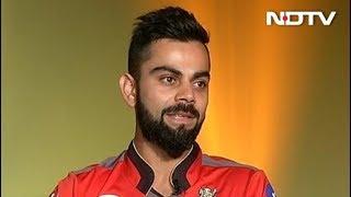 Exclusive: कप्तान विराट कोहली से खास मुलाकात - NDTVINDIA