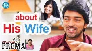 Allari Naresh About His Wife || Dialogue With Prema || Celebration Of Life - IDREAMMOVIES