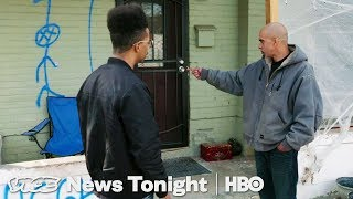 Why A Black Family Kept Racist Graffiti On Their House (HBO) - VICENEWS