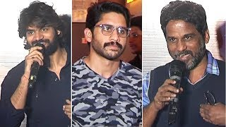 Celebrities At Chi-La-Sow Movie Premiere Show | Sushanth | Ruhani Sharma | TFPC - TFPC