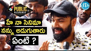 Actor Aswin babu Response On Raju Gari Gadhi 3 Movie | Raju Gari Gadhi 3 Review | Avika Gor | Omkar - IDREAMMOVIES