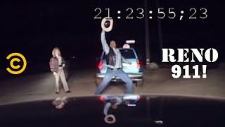 RENO 911! - Drunk Catwalk - COMEDYCENTRAL