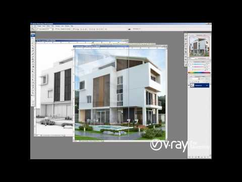 V-Ray for SketchUp -  Ambient Occlusion