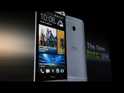 HTC One Hands on Demo (Ego Free Exclusive)