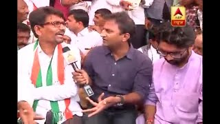 Gujarat Elections: We are fighting for people and not on caste, says Jignesh Mevani - ABPNEWSTV