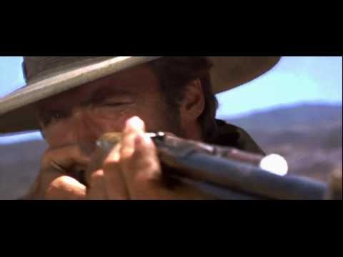 Clint Eastwood~Legend(Music by Ennio Morricone-Fistful of Dollars Soundtrack)(HD)