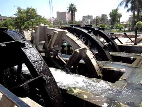 Musafir ke Mesir - Kincir Air Nabi Yusuf