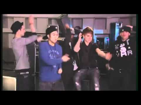 Justin Bieber: Message To ABDC