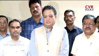 RTC MD Sunil Sharma Press Meet Over MMTS, Metro Rail & RTC Combined Pass | Telangana | CVR NEWS - CVRNEWSOFFICIAL