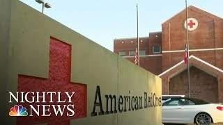 American Red Cross Fails To Pay Funds Promised To Many Harvey Victims | NBC Nightly News - NBCNEWS
