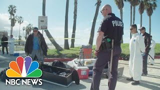 The Humanitarian Crisis In Plain Sight On The Streets Of L.A. | NBC News - NBCNEWS