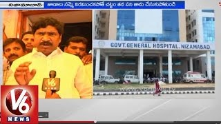 Deputy CM Rajaiah - I am ready to send my family members to rural services - V6NEWSTELUGU