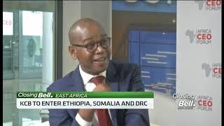 KCB CEO Joshua Oigara lays out strategy for growth - ABNDIGITAL