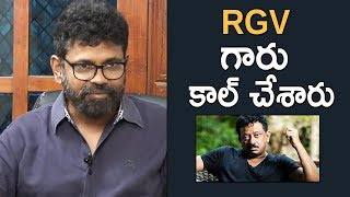 Sukumar About Industry Top Directors Compliments On Rangasthalam | TFPC - TFPC