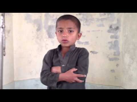 Pashton very young boy reciting Quran