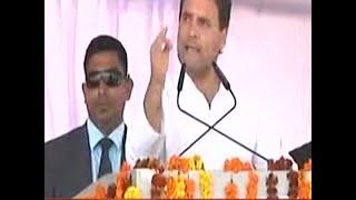 Rahul Gandhi attacks Modi at rally in Dehradun | Kaun Banega Pradhanmantri (16.03.2019) - ABPNEWSTV